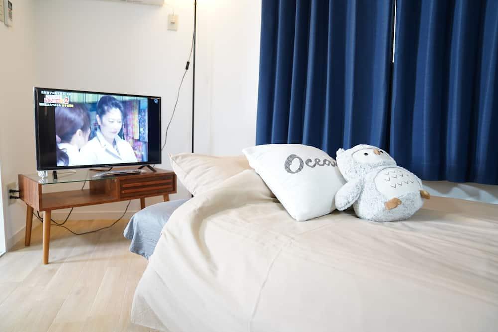 City-Apartment, 1 Schlafzimmer (302) - Wohnbereich