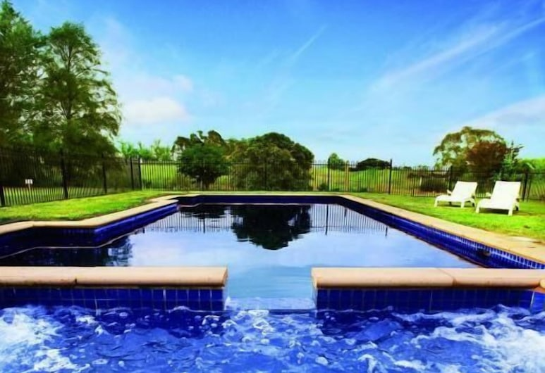 The Lancefield Lodge, Lancefield, Outdoor Pool