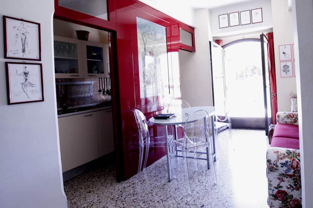Apartmán typu Comfort, 2 ložnice - Obývací prostor