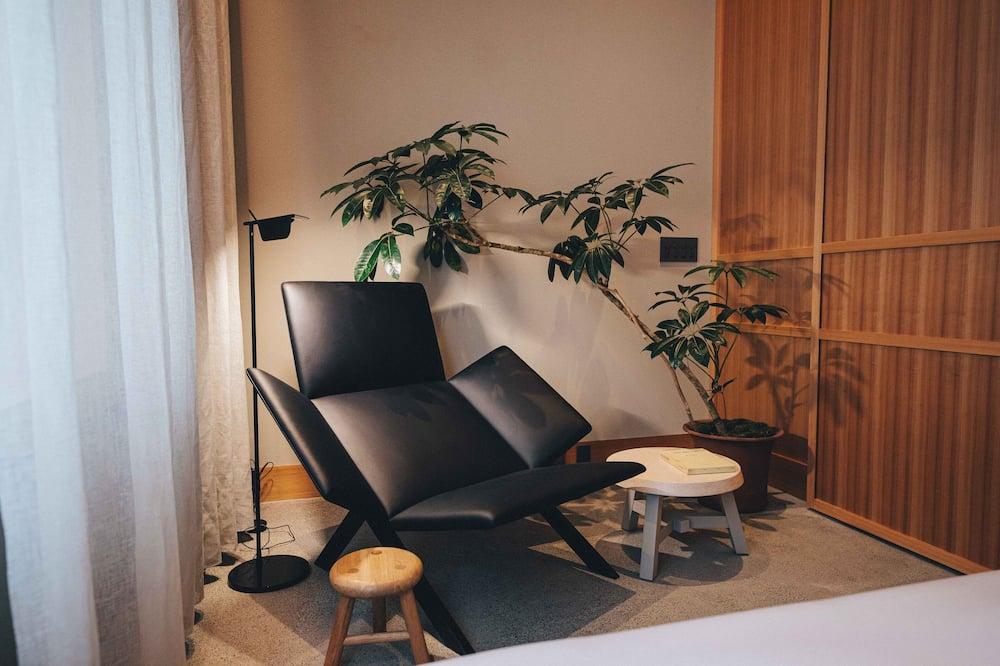 Studio - icke-rökare (Loft Floor Single Use) - Vardagsrum