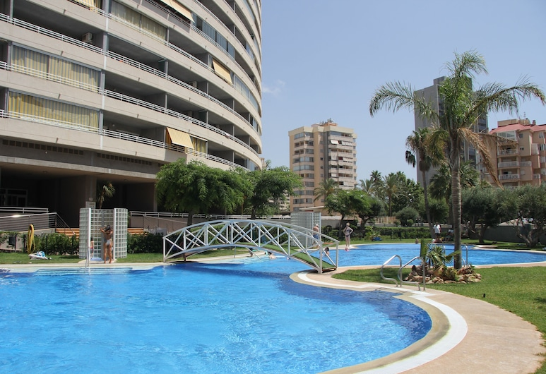 Cosy Second Sea Line Apart - Exclusive Residence, Calpe, Alberca