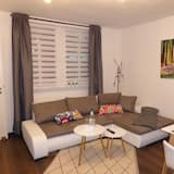 شقة - غرفتا نوم (incl. Cleaning Fee) - منطقة المعيشة