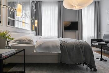A(z) Bumblebee Luxury Apartments hotel fényképe itt: Zágráb