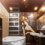 Luxury Apartment, 1 Bedroom - Bilik mandi