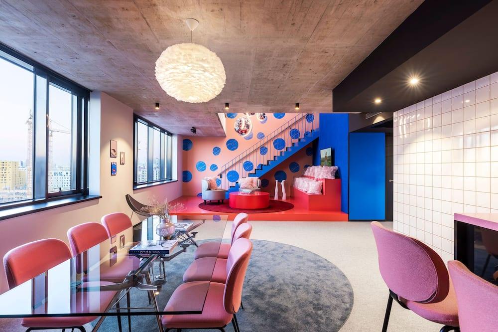 Design Oda - Oturma Alanı