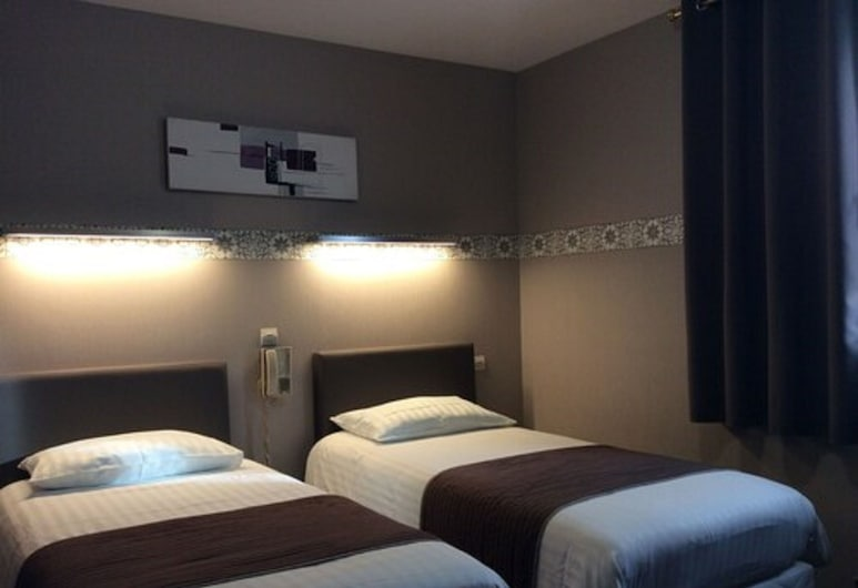 Hotel le Berthelot, Tours, Twin Room, Guest Room