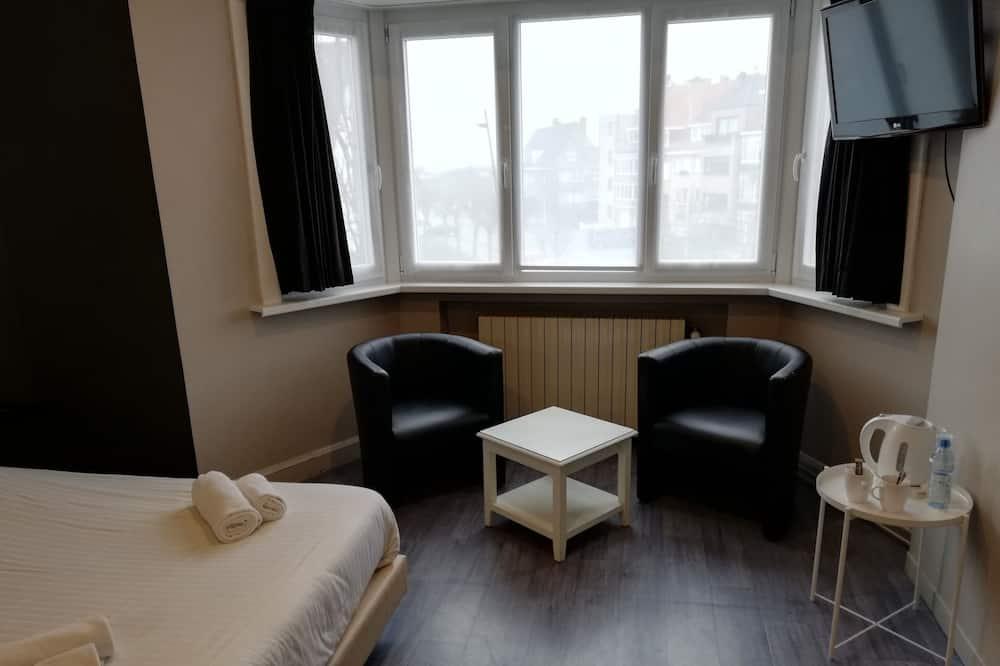 Kahden hengen huone (with Sitting Area) - Oleskelualue