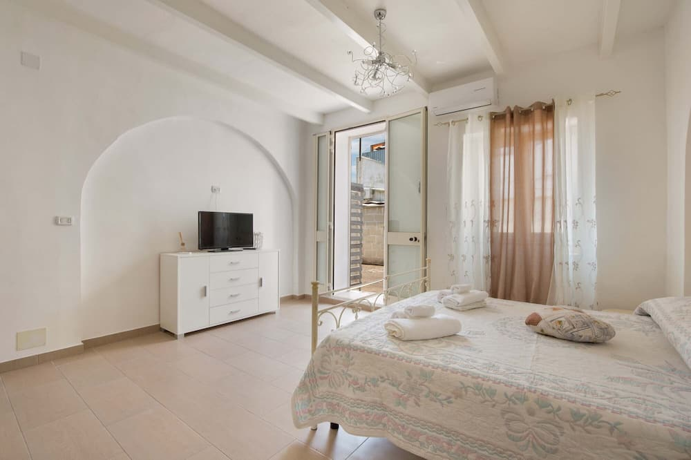 Perushuoneisto, 1 makuuhuone (Mono Afrodite) - Huone