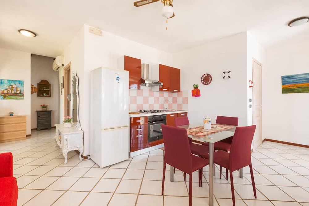 舒适独立别墅, 3 间卧室 - 起居区