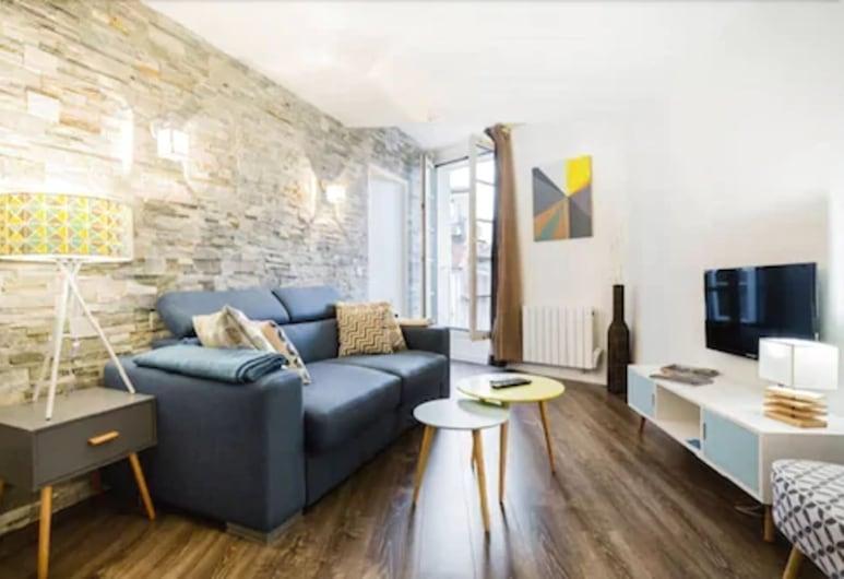 Appartement Leydet, Aix-en-Provence, Apartmán, Obývacie priestory