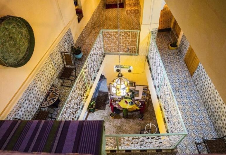 Taziri Hostel, Марракеш, Внутрішній двір