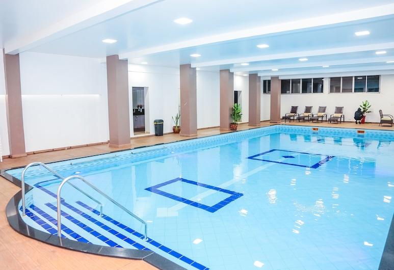 Santa Teresa Hotel, Encarnación, Krytý bazén