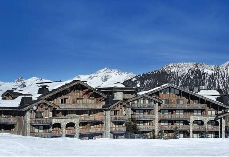 Pralong 203: Cosy Living Room With South Facing Balcony, Courchevel