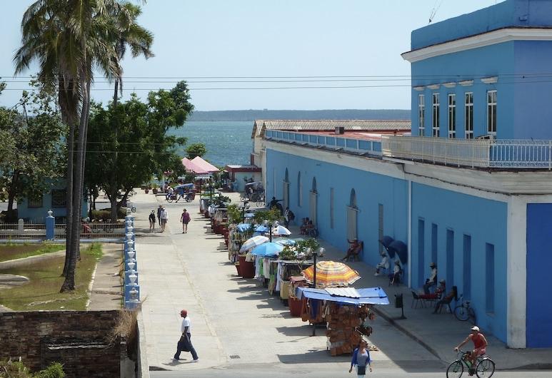 西恩富戈斯拉麗塔殖民風民宿, 西恩富戈斯, Habitacion # 2, 城市景觀