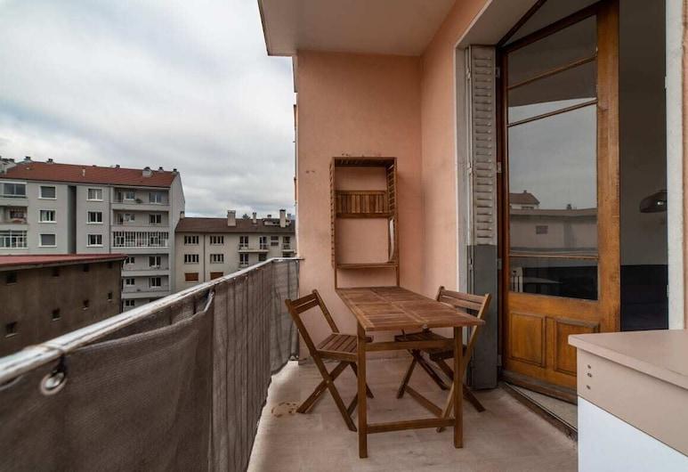 Bonlieu Private Apartment, Annecy, Appartement (1 Bedroom), Balcon