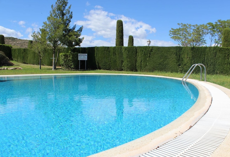 Apartment With 2 Bedrooms in Bonmont Terres Noves, With Pool Access, Furnished Terrace and Wifi, Mont-roig del Camp