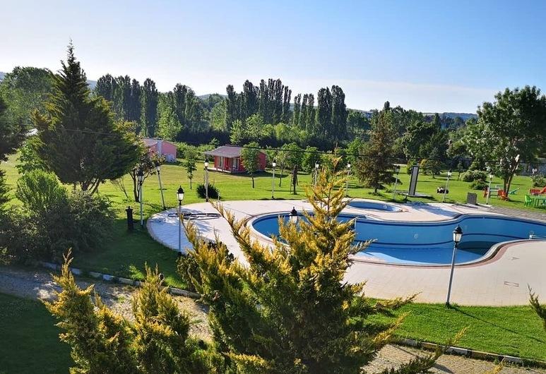 Haznedar Bungalow Hotel, Catalca, Utvendig