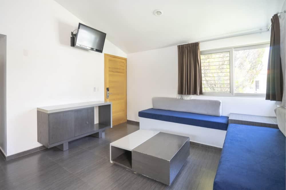 Standardna četverokrevetna soba - Dnevna soba