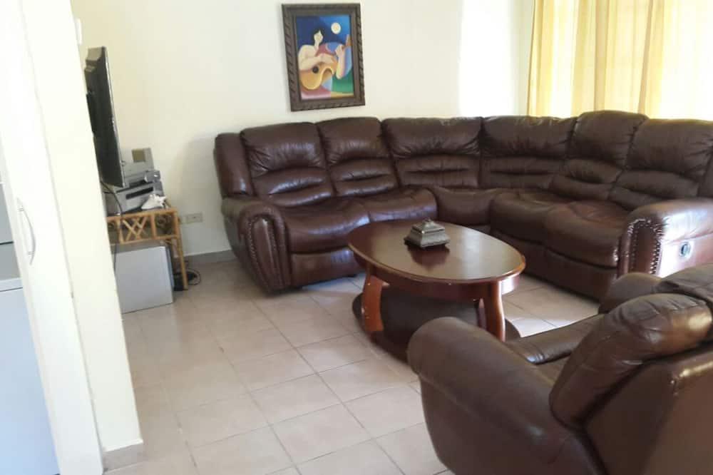 Villa Standard - Vardagsrum