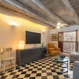 Lägenhet - 1 dubbelsäng - Vardagsrum