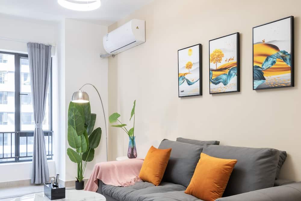 Elite-Suite - Wohnzimmer