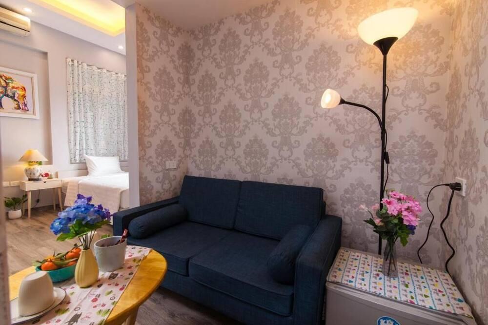 Paaugstināta komforta divvietīgs numurs - Dzīvojamā istaba