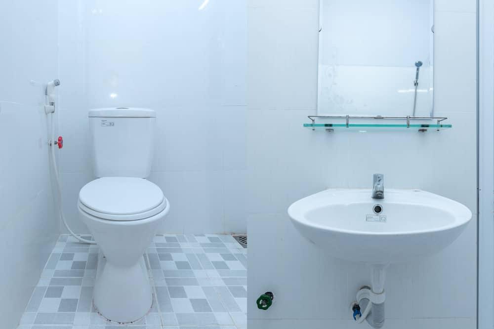Perhehuone - Kylpyhuone