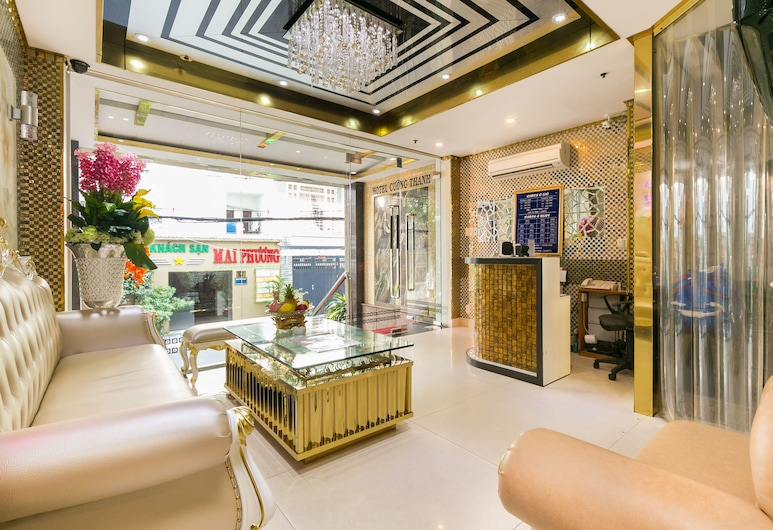 OYO 616 Cuong Thanh 1 Hotel, Hočiminovo mesto, Kúpele