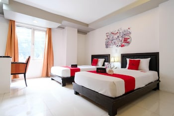 Slika: RedDoorz Plus near Quezon City Circle ‒ Quezon City