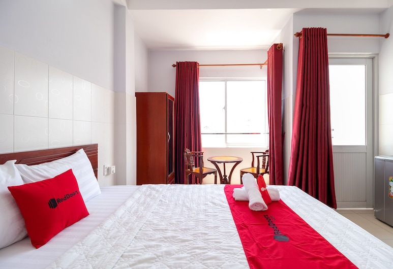 RedDoorz near Tran Nao Street, Πόλη του Χο Τσι Μινχ, Deluxe Δωμάτιο, Δωμάτιο επισκεπτών