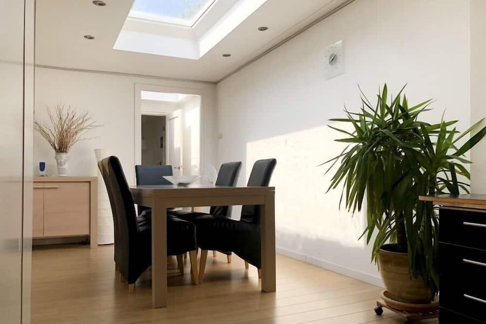 House, 3 Bedrooms (Aussenhaus Egmond Abteiblick) - In-Room Dining