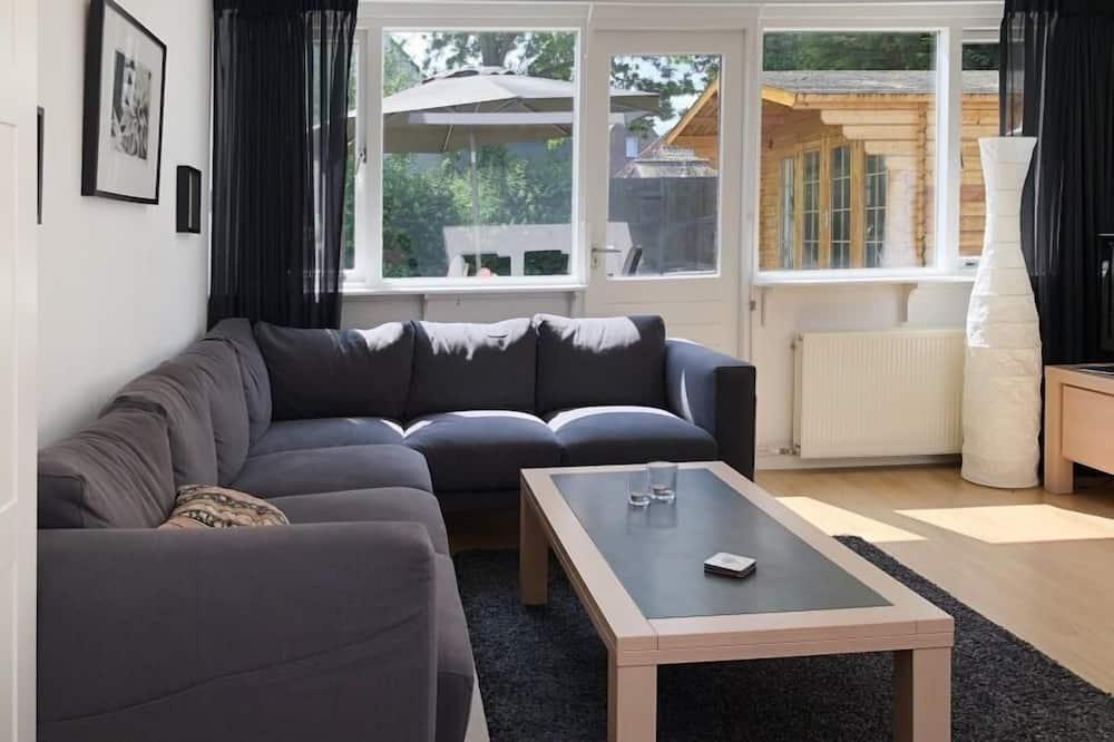 House, 3 Bedrooms (Aussenhaus Egmond Abteiblick) - Living Area