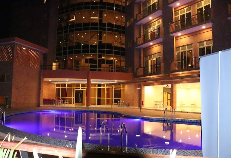 Sainte Famille Hotel, Kigali