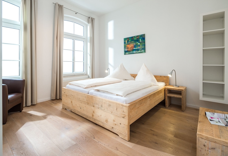Strandloft Norderney, נורדרנאי, דירה (4), חדר