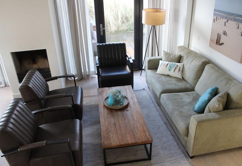 Duinroos Egmond nr 16, Egmond aan den Hoef, Ev, 3 Yatak Odası, Oturma Alanı