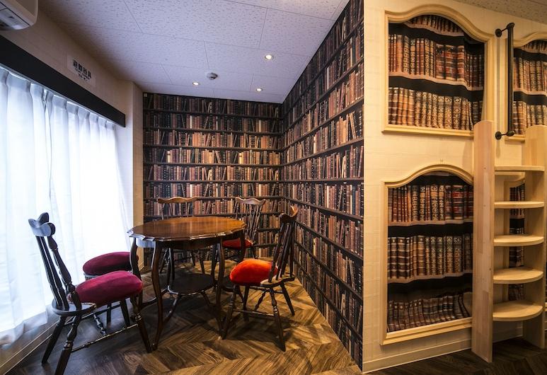 The Wardrobe Hostel Libreria, Tokyo, Shared Dormitory, Mixed Dorm, Guest Room