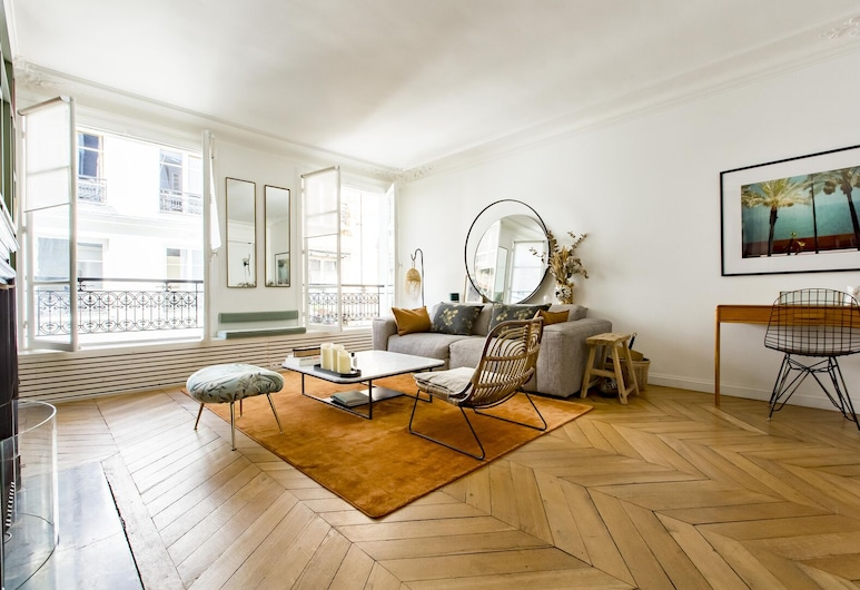 Perfection by the Palais Royal, Paris, Apartemen (1 Bedroom), Area Keluarga