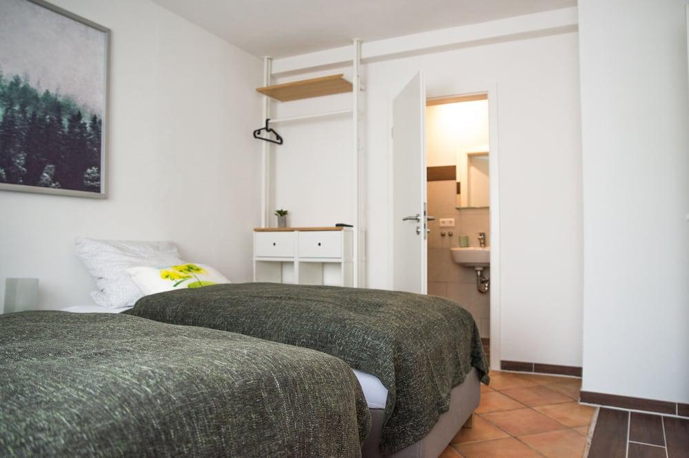 Standard Double Room (14) - Living Area