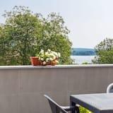 スタジオ バルコニー レイクビュー - バルコニーからの眺望