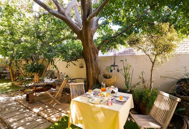 Prince Lodge , Kaapstad, Dinerruimte buiten
