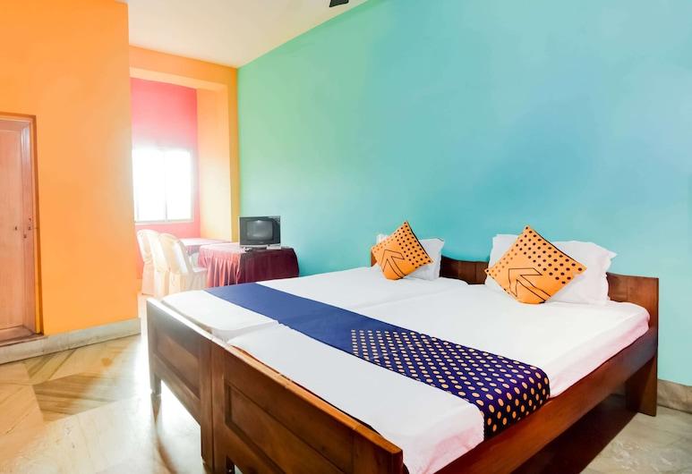 Spot ON 63334 Asha Hotel & Restaurant, Bankura, Pokoj