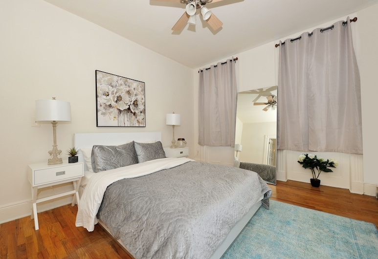 Jersey, Hoboken 113 Fourteenth St 1 Bedroom Apts, Гобокен, Апартаменти, 1 спальня, Номер