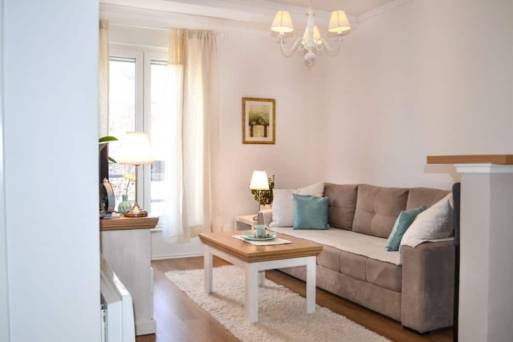 アパートメント 1 ベッドルーム (No. 1) - 客室