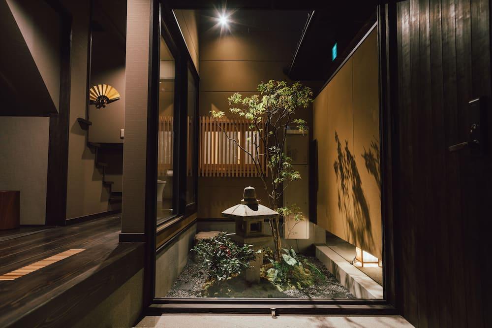 ラグジュアリー ヴィラ - 中庭