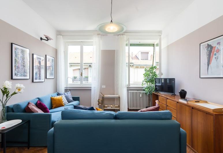 2 Bedrooms Apartment in the City Center, Milan, Apartment, 2 Bedrooms, Bilik Rehat