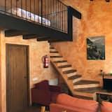 Romantisches Apartment, 1 Schlafzimmer (Ponent) - Wohnzimmer