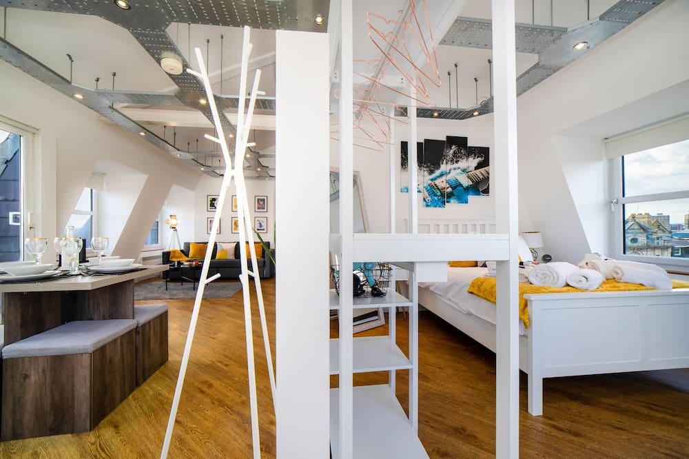 Panoramic Studio - Room