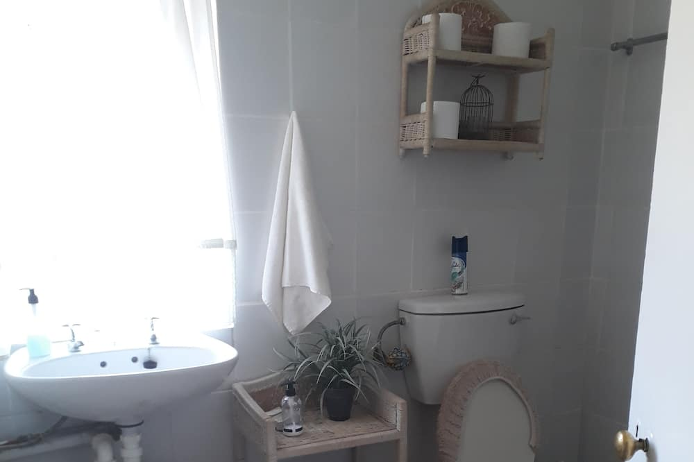 Chalet, 1 habitación - Baño