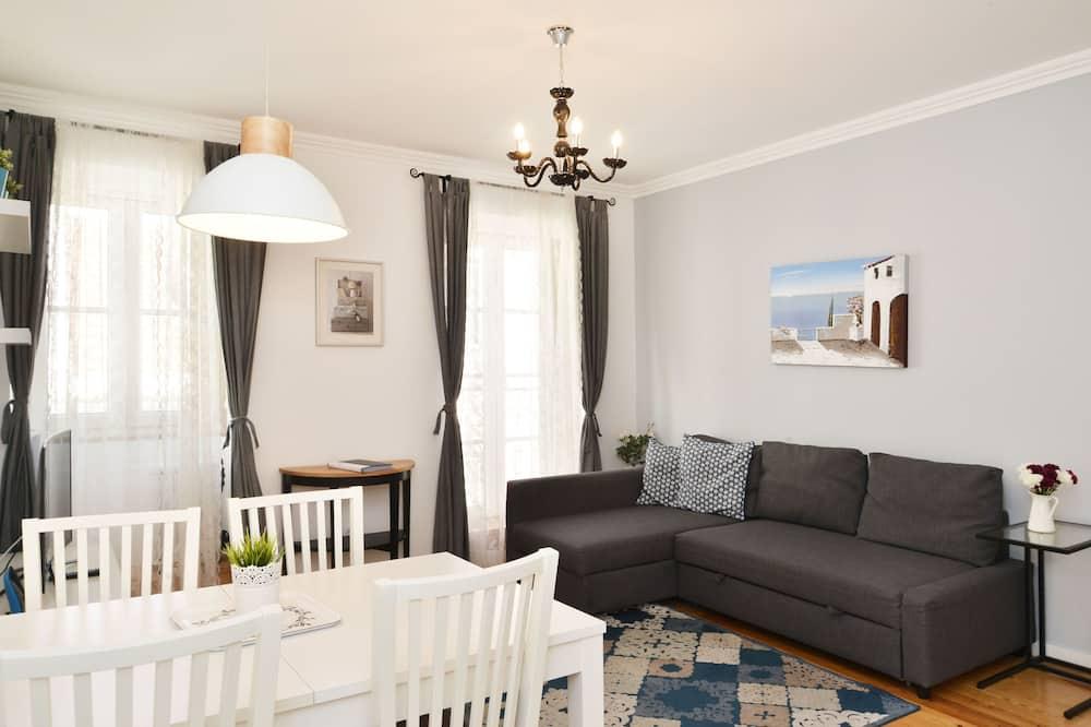Apart Daire, 1 Yatak Odası (Santana 1) - Oturma Alanı