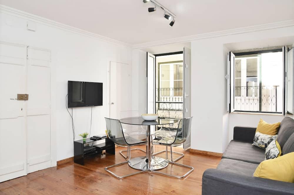 Апартаменты, 1 спальня - Главное изображение